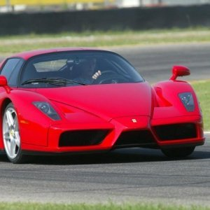 Quebra-cabeça da Ferrari Enzo Racing