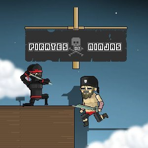 Pirates vs Ninja