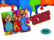 Esquilos Para Colorir