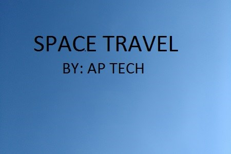A Viagem Espacial
