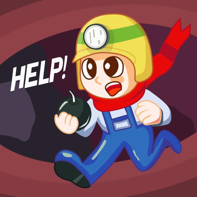 Resgate Da Mina