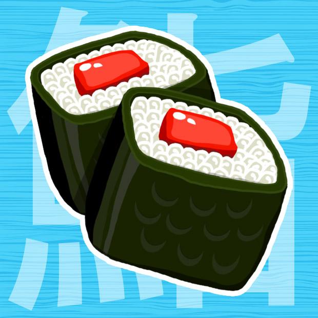 Um Sushi Mais