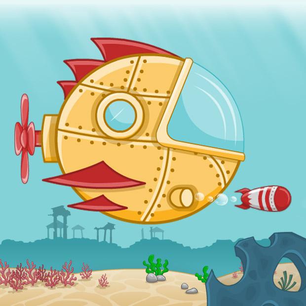 Submarino Traço