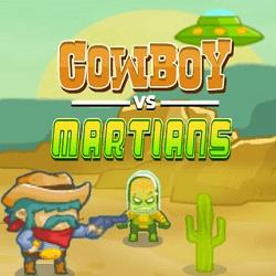 Cowboy VS Marcianos