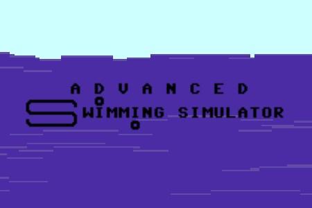 Avançado Avançado Simulador De Natação