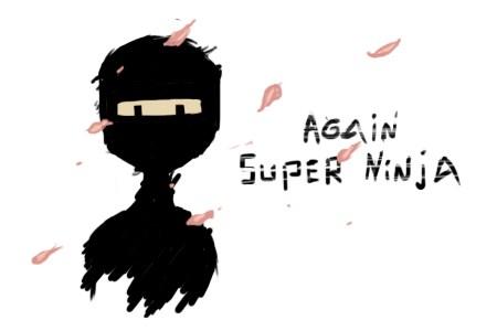 Novamente Super Ninja