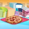 American Dia De Pizza