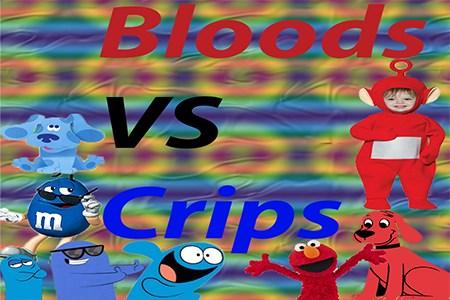 Sangues V. S. Crips