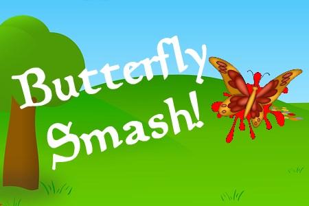 Borboleta Smash!