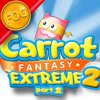 Cenoura Fantasia Extrema 2
