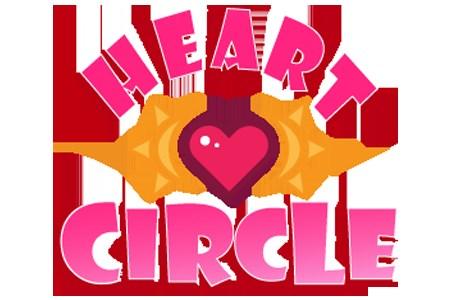 Coração Círculo