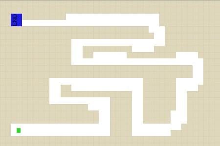 Jogo de labirinto (gratuito capx)