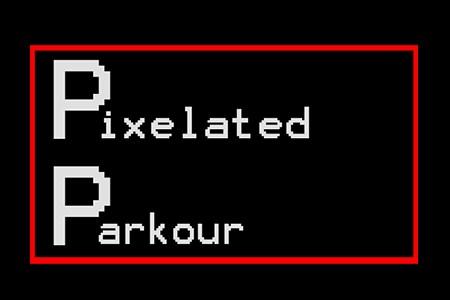 Pixelado Parkour