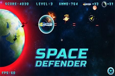 Espaço de Defender HD