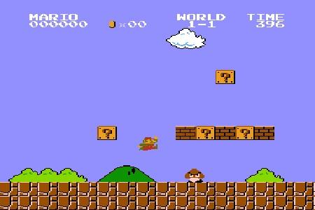 Super Mario Bros Builder