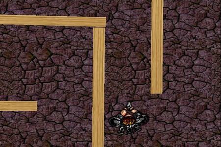 Um labirinto de morte
