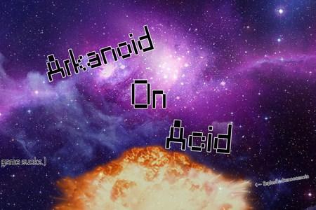 Arkanoid em ácido