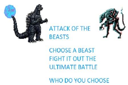 O Ataque Das Feras
