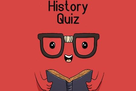história do quiz