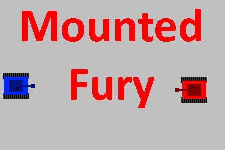Montado Fúria