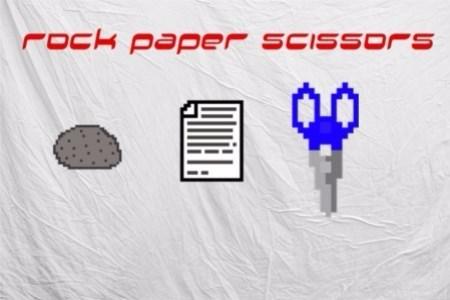 Rock Paper Scissors Jogo