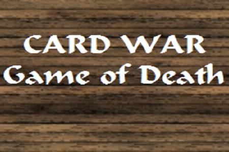 Cartão de Guerra: o Jogo da Morte