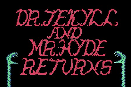 Dr. Jekyell & Mr. Hyde Retorna