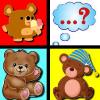 Doces Ursos Jogo De Memória Jogo