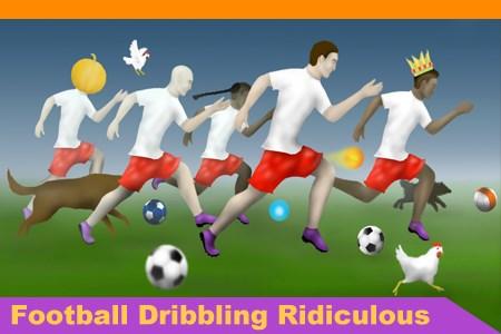 O futebol de Dribles Ridículo DEMO