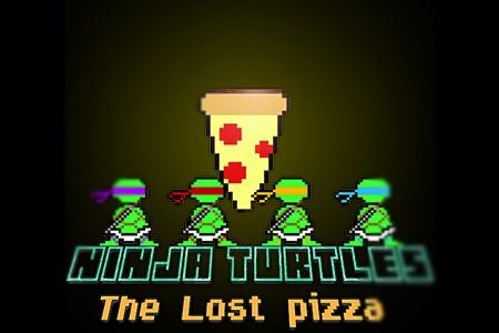 Tartarugas Ninja Perdido Pizza