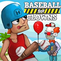 Beisebol para a Palhaços