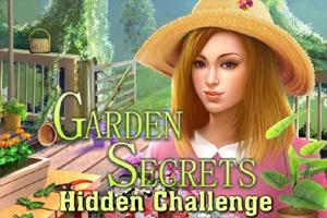 Jardim Segredos Escondidos Desafio
