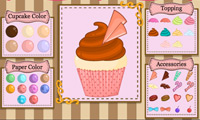 Princess Cupcake Shop