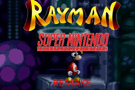 Rayman SNES Prototype Recreation