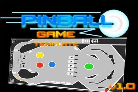 Pinball Game Template