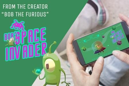 Bob Space Invader