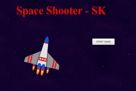 SPACE SHOOTER – SK