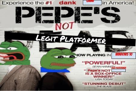 Pepe Platformer