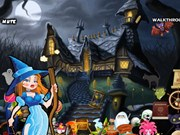 Halloween Little Witch Escape