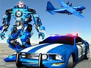 Muscle Car Robot