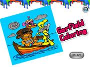 Garfield Colorir