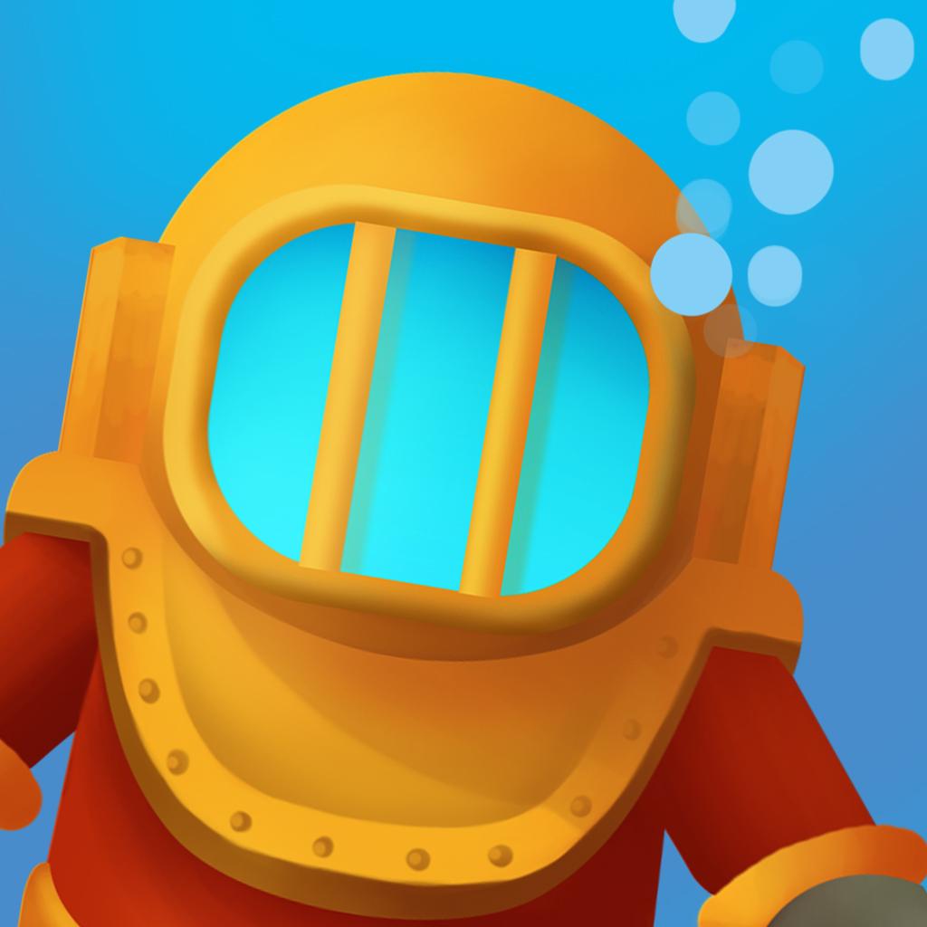 Fantasia Mergulhador 3