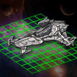 Navio De Guerra Intergaláctica