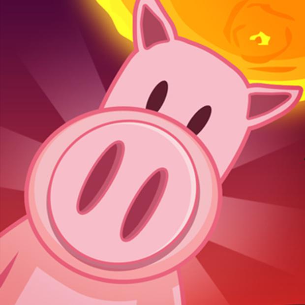 Piggy vs. Lobo