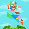 Crianças Tangram