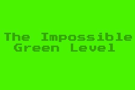 O Impossível Nível Verde