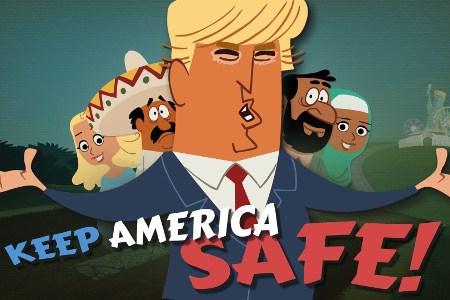 "Trump""s do Mundo"