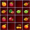 Exclusivo frutas correspondência