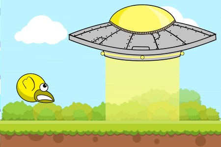 Pássaro Escape Livre