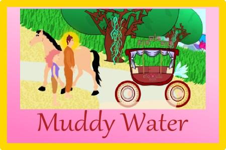 Ensinamentos de buda parte 1: a Água Barrenta
